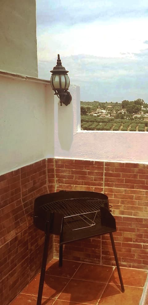 Casa particular con vistas. Naturaleza 100%