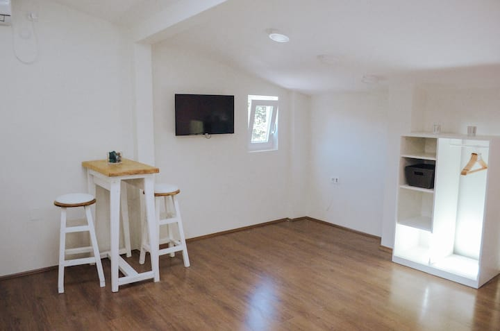 Studio with kitchenette near Clock Tower