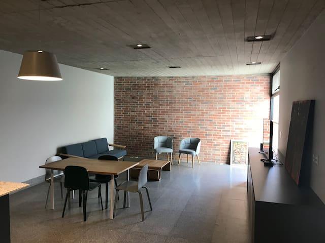Minimal design apartment 1