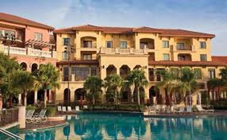 Bonnet Creek Resort minutes from Disney World!