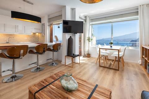 Home2Book Stunning Atlantic Views Apartment, Wifi