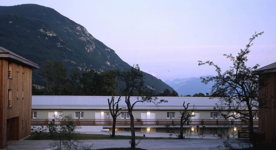 Location studio 23m² Residence sur campus - Annecy-le-Vieux