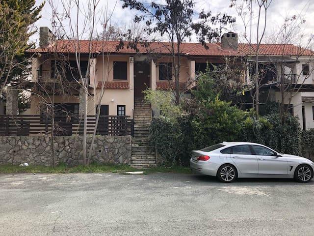 Cozy, value-for-money private flat Platres village