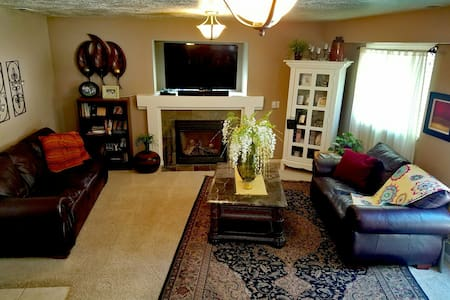 Friendly Quaint and Clean Home - Layton - Casa
