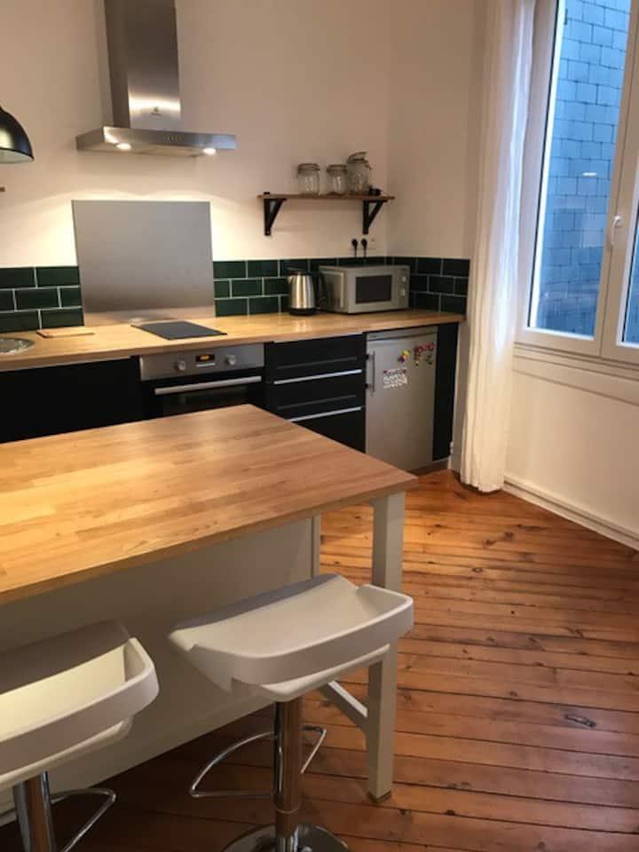 Appartement 30 m2 Rouen hypercentre quartier calme