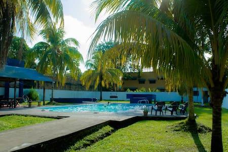 Habitación privada3 CasadelasPalmas - Leticia