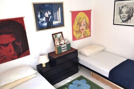 Andy Warhol Room, Anarita, Cyprus. - Paphos