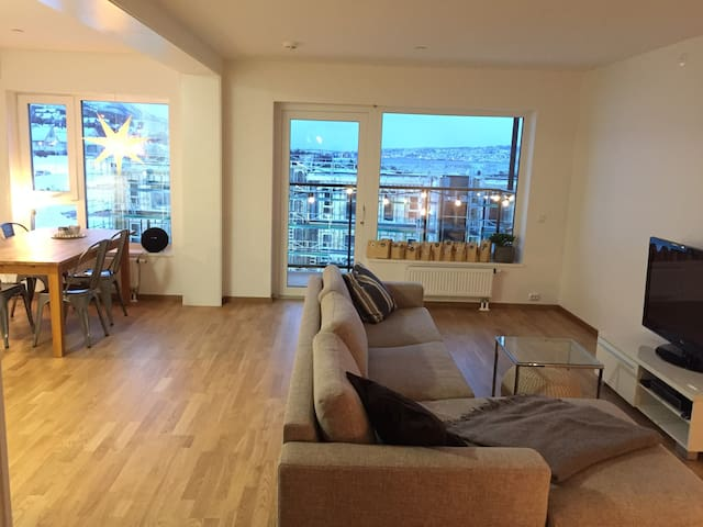 Modern 2-bedroom apartment in Tromsø - Krokelvdalen - Wohnung