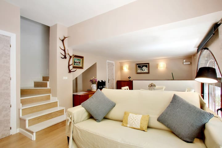 Duplex Apartment+parking+wifi - Ronda - Apartamento
