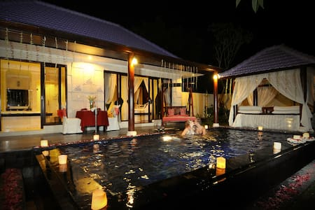 AMAZING PRIVATE POOL VILLA AT KUTA - Denpasar