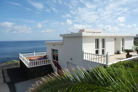 Villa on the beach. Canary Islands. - Villa de Valverde