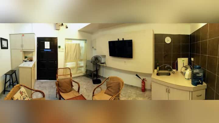 Single room with sauna at Rasah Seremban