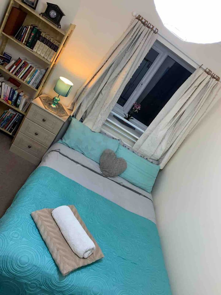 Cozy super size double room