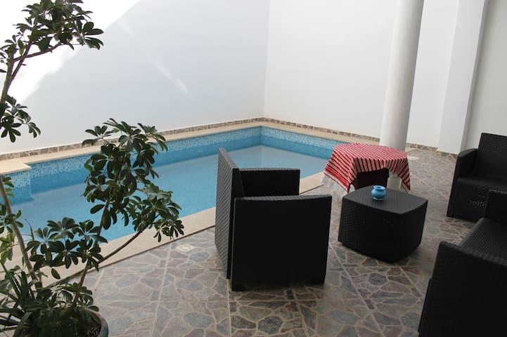 Villa spacieuse centre d Agadir avec piscine