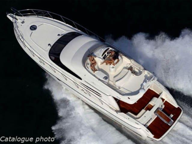 Yate de motor Cranchi 48 Atlantic