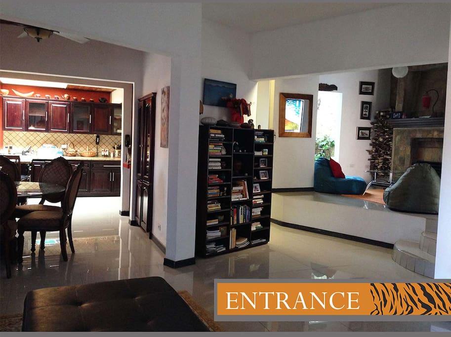 Posh affordable suite in Escazú