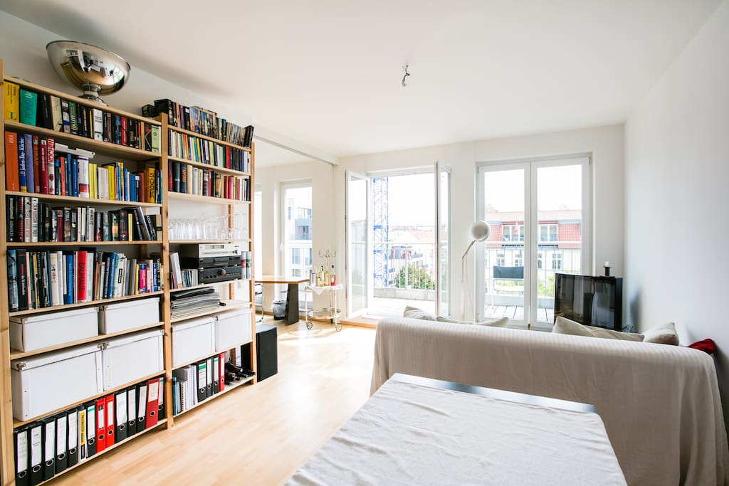 Premium 2 room flat with balcony