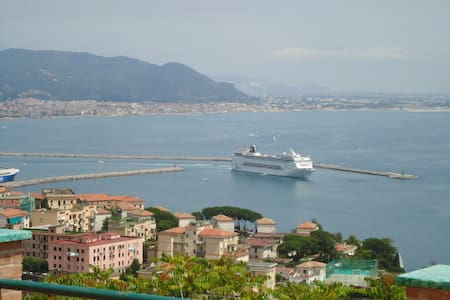 Villino  4 posti + posto auto - Vietri sul Mare - Villa