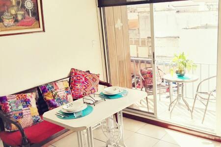 Apartamento en Centro Histórico Guatemala