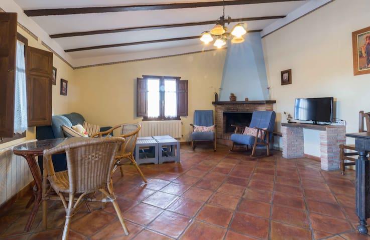 Casa rural para cuatro personas