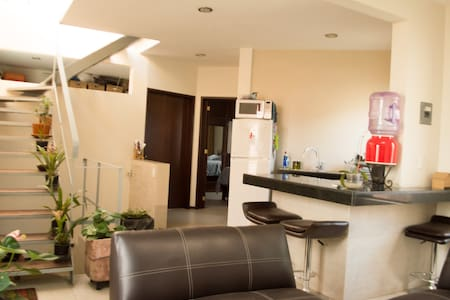 Nice and private apartment - Oaxaca