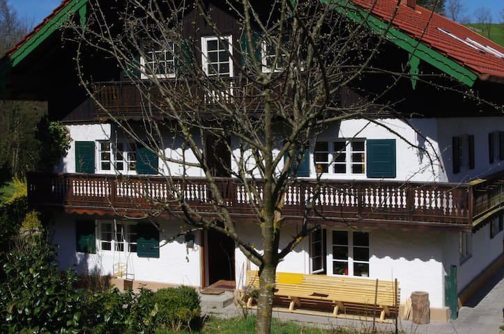 Bavarian Farmhouse Achthal - Bad Endorf