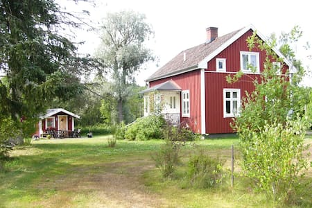 Villa Solvik B&B nahe Götakanal - Bed & Breakfast