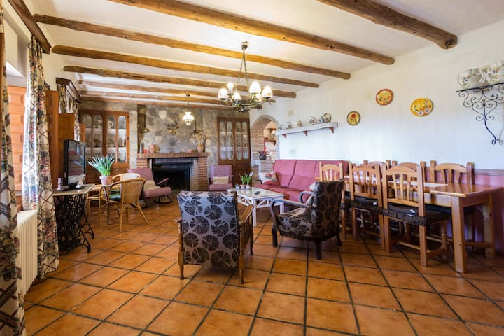 Casa de ocho plazas - Noguericas - Dům