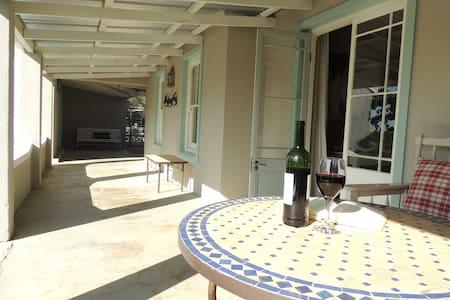 Beautiful home in Cape Winelands - Riebeek Kasteel
