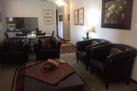 Retirement Village Selfcatering apartment
