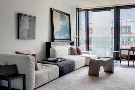 Luxury Dublin Docklands Apartment