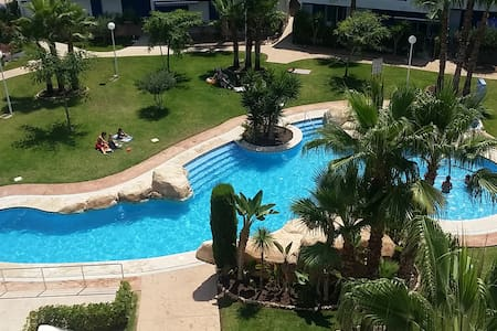 2b Flat -Alicante, Playa Flamenca, - Orihuela Costa, Torrievieja - Wohnung