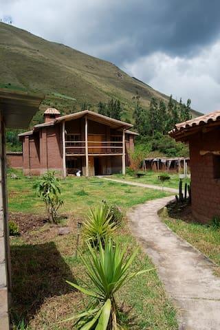 Huachuma house - Calca - Haus