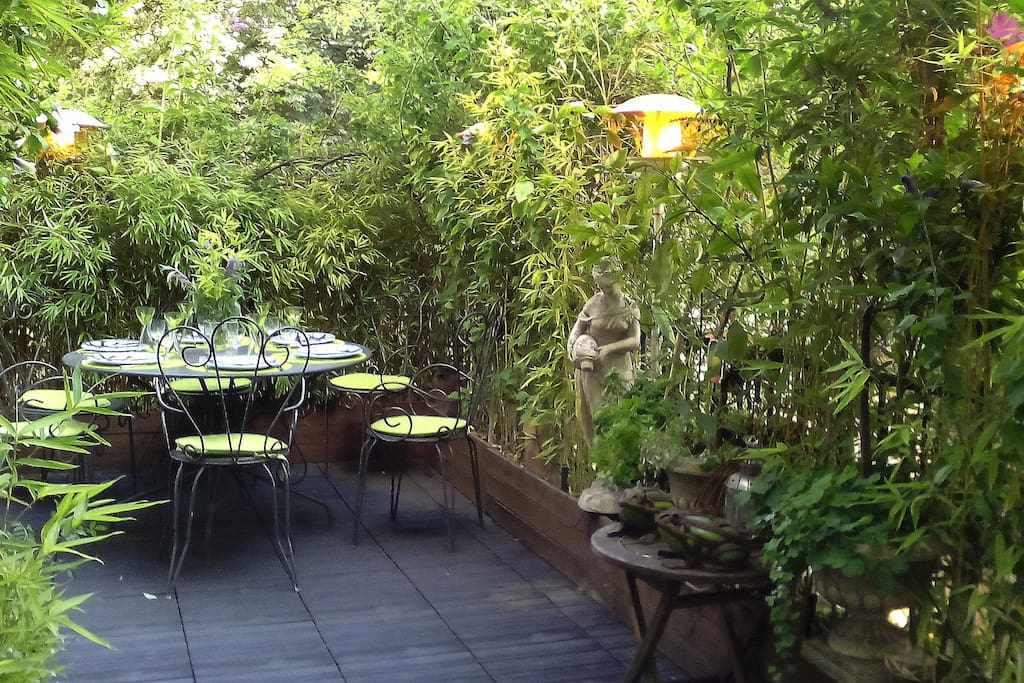 Le des toits bed and breakfast chambres d 39 h tes - Chambres d hotes ile de france ...