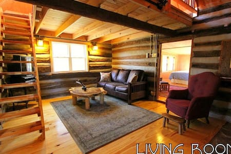 BLACK WOLF CABINS, A Romantic Getaway You Deserve!