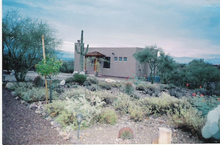Hacienda (URL HIDDEN)  - Tucson - Villa