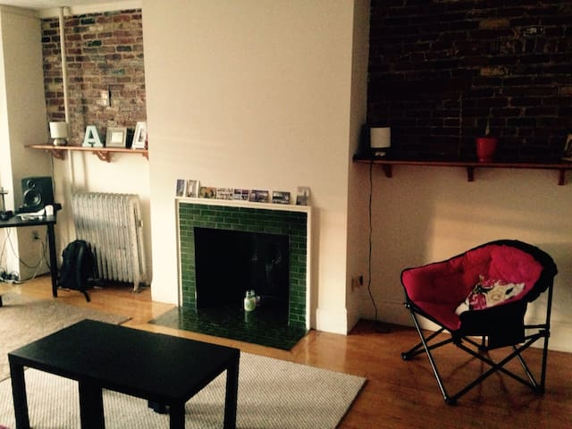 Bright Studio at Commonwealth ave - Boston - Byt