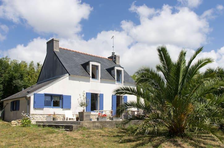 Maison confortable proche plages - Combrit - Hus
