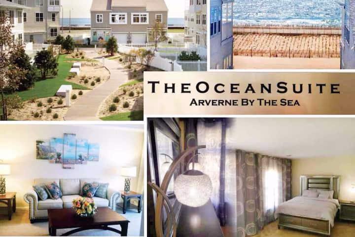Suíte Luxury Oceanfront 2BD em Arverne, Nova York.
