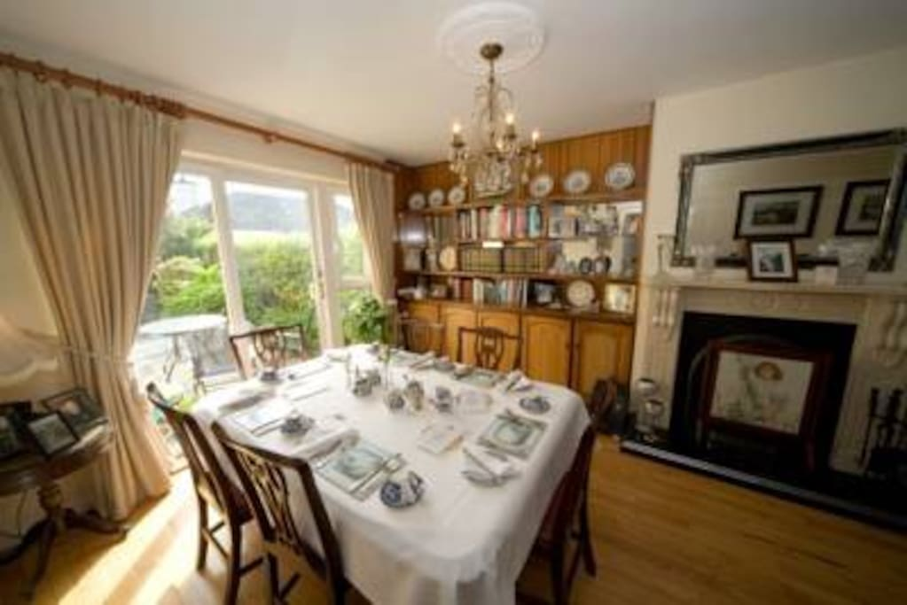 Bed And Breakfast Kinsale Town