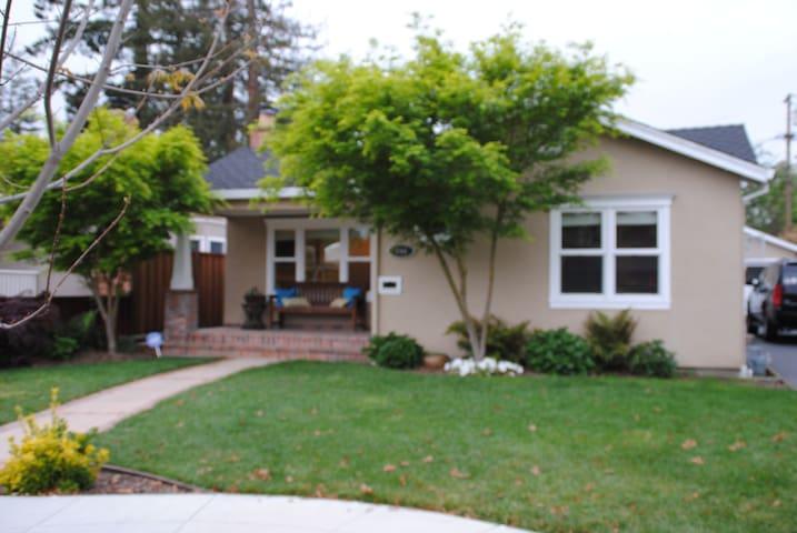 Charming Family Home - Рэдвуд Сити - Дом