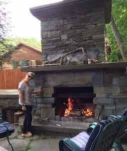 Catskills River House - Roscoe - Hus