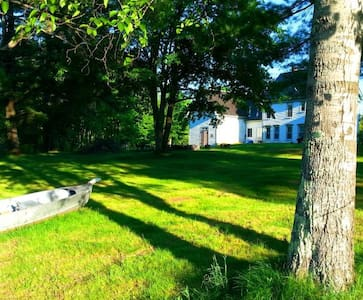 Great Spot Near Lake Winnipesaukee/ 2 Couples - New Durham
