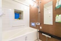 Bathroom. 욕실. 浴室