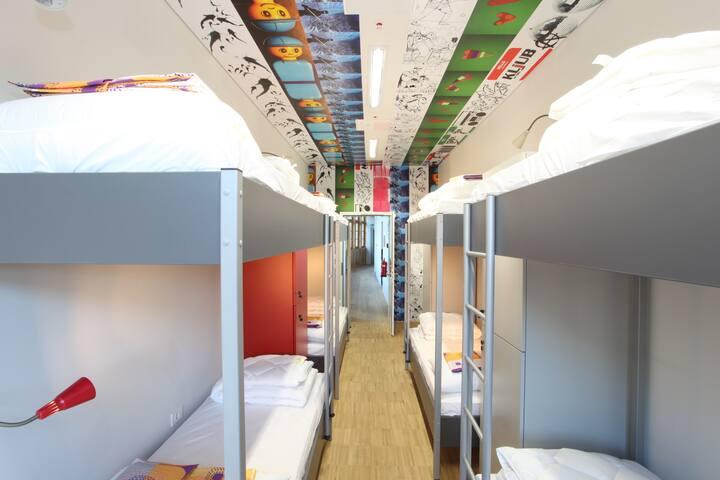 MCC Hostel common room