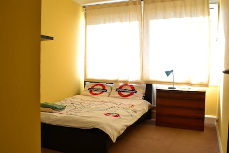 Double room in Clapham Junction