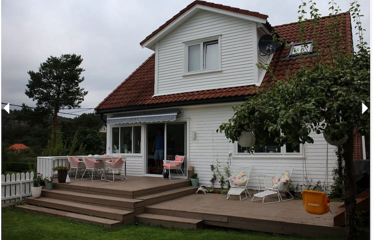 Cozy house with great views - Kristiansand - Casa