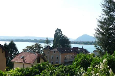 Loft de 140m2 avec vue sur le lac - Veyrier-du-Lac - Loft