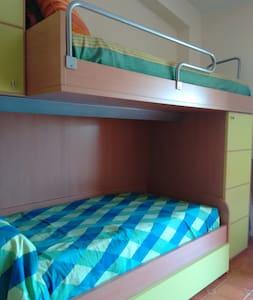 affitto stanza con due posti letto - Haus