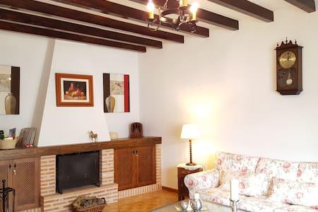 Casa La Estera. Mota del Cuervo - Mota del Cuervo - Rumah